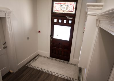 311 front foyer