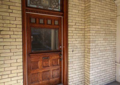 311 Wolfe front door